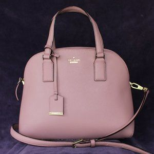 Kate spade Cameron street Lottie satchel pink $340